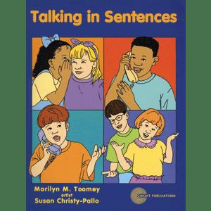 Talking In Sentences-0