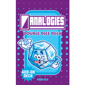 Analogies Double Dice Add-On Deck-0