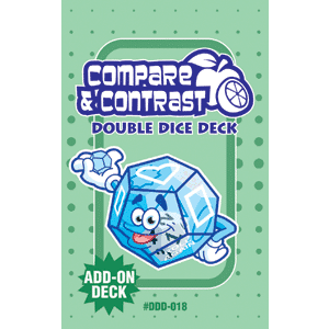 Compare & Contrast Double Dice Add-On Deck-0