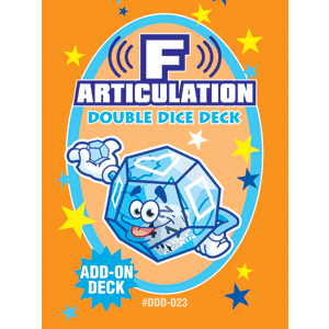 F Articulation Double Dice Add-On Deck **Damaged Discount** Web Only-0