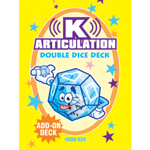K Articulation Double Dice Add-On Deck **Dented/Damaged Discount** Web Only-0