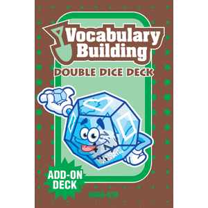 Vocabulary Building Double Dice Add-On Deck-0