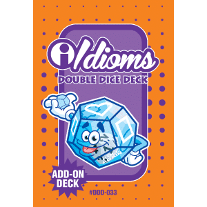 Idioms Double Dice Add-On Deck-0
