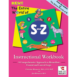 The Entire World of S & Z Instructional Workbook-0