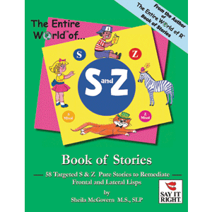 The Entire World of S & Z Book of Stories-0