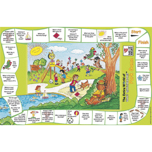 The Entire World of Wh? Questions Activity Set-0