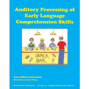 Auditory Processing of Early Language Comprehension Skills-0