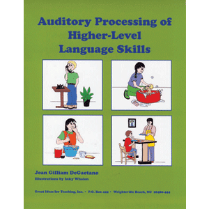 Auditory Processing of Higher-Level Skills-0