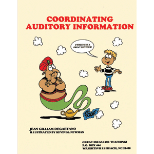 Coordinating Auditory Information-0