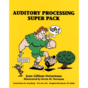 Auditory Processing Super Pack-0