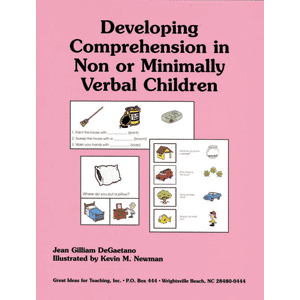 Developing Comprehension in Non or Minimally Verbal Children-0