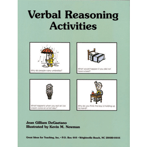 Verbal Reasoning Activities-0