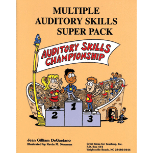 Multiple Auditory Skills Super Pack-0