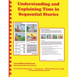 Understanding & Explaining Time in Sequential Stories-0