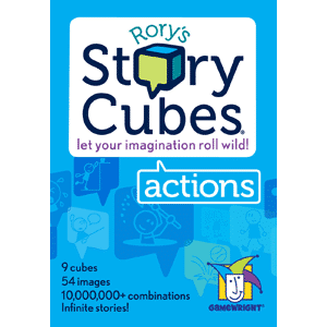 Story Cubes - Actions-0