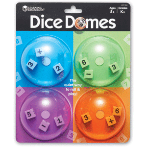 Dice Domes-0