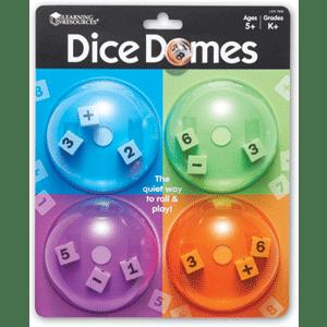 Dice Domes-0