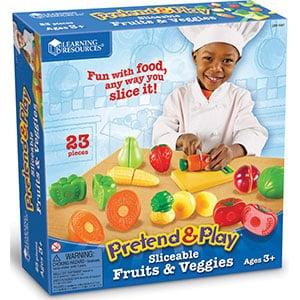 Sliceable Fruit & Veggies-0