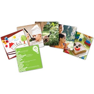 Snapshots--Critical Thinking Photo Cards (Ages 4-5)-0