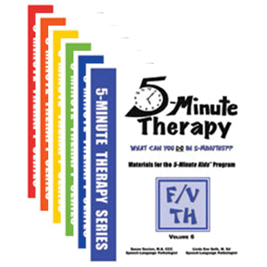 5 Minute Therapy Bundle - Volumes 1-6-0