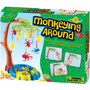 Monkeying Around-0