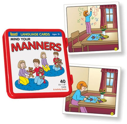 Mind Your Manners Cards-3966