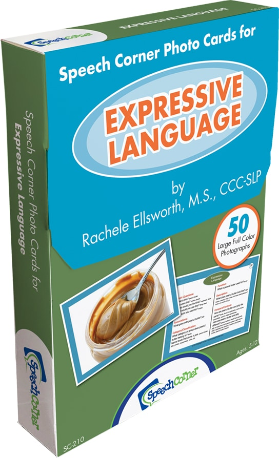 Speech Corner Photo Cards For Expressive Language-6329