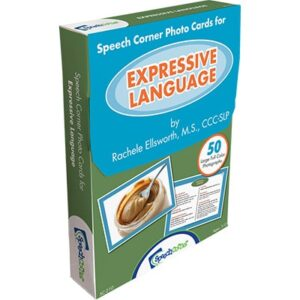 Speech Corner Photo Cards For Expressive Language-0