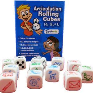 Articulation Rolling Cubes R/S/L-3984
