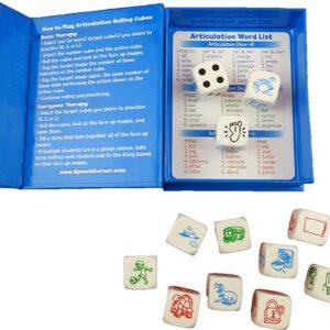 Articulation Rolling Cubes R/S/L-3985