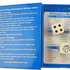 Articulation Rolling Cubes R/S/L-3987