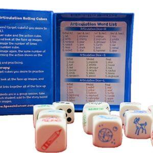 Articulation Rolling Cubes R/S/L-3988
