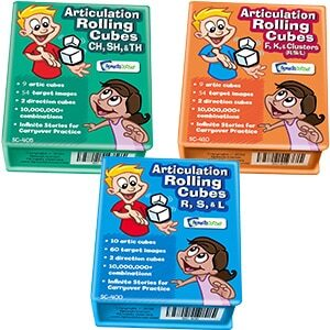 Articulation Rolling Cubes Combo (SC-400, 405, 410)-0