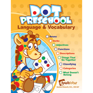 Dot Preschool Language